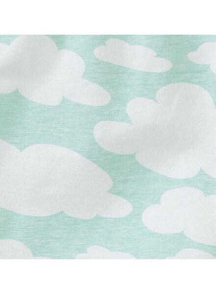 meisjes pyjama lichtblauw lichtblauw - 1000002835 - HEMA