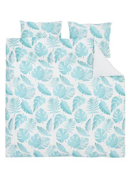 soft cotton dekbedovertrekset 200 x 200 cm - 5700045 - HEMA