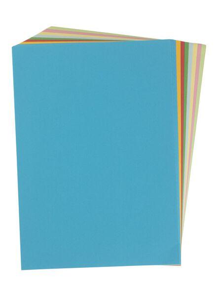 150-pak gekleurd papier - 15990316 - HEMA