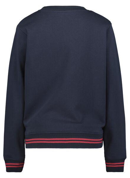 dames sweater donkerblauw donkerblauw - 1000017127 - HEMA