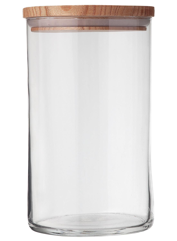 HEMA Glazen Voorraadpot 1.7L (transparant)