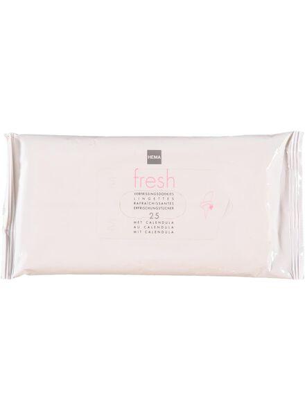 verfrissende doekjes - 11510027 - HEMA