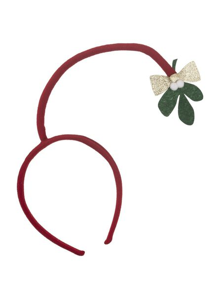 tiara mistletoe - 60800525 - HEMA