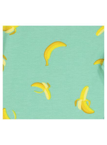 kinderbroek - Bananas&Bananas aqua aqua - 1000014186 - HEMA