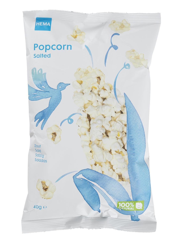 HEMA Popcorn Zout 40 Gram