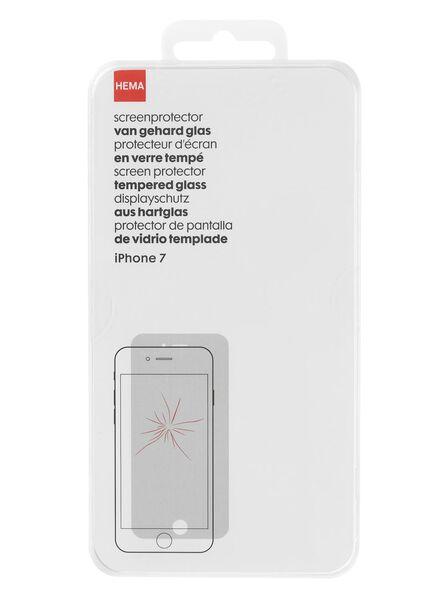 screenprotector iPhone 7 - 39640100 - HEMA