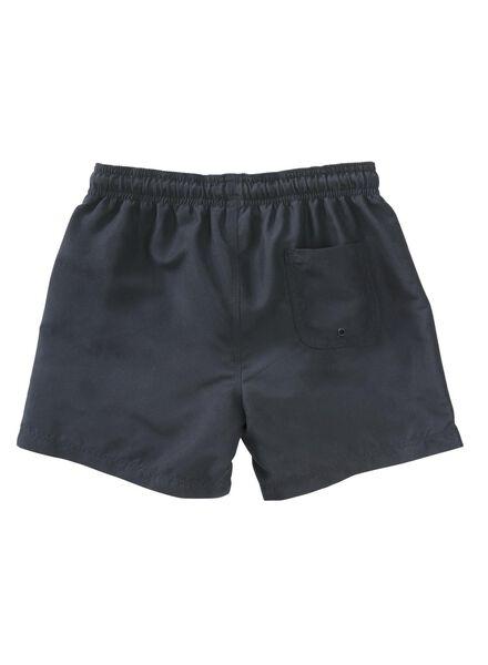 2-pak kinderzwemshorts donkerblauw donkerblauw - 1000011675 - HEMA