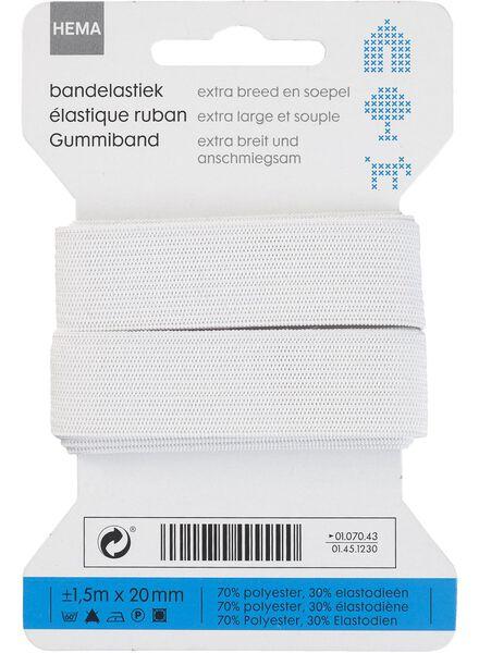 band elastiek - 1451230 - HEMA