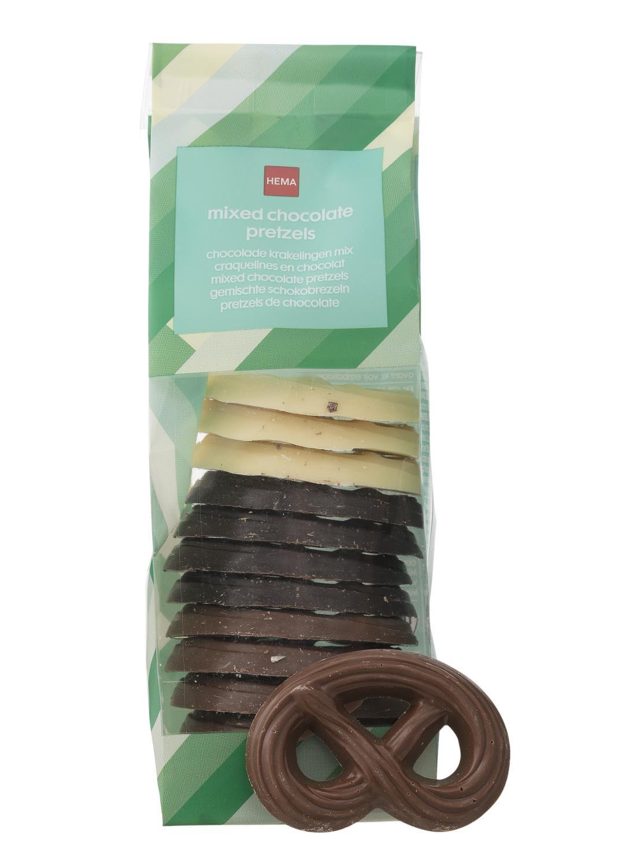HEMA Chocolade Krakelingen Mix