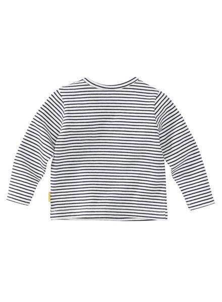 baby t-shirt lichtblauw - 1000008435 - HEMA