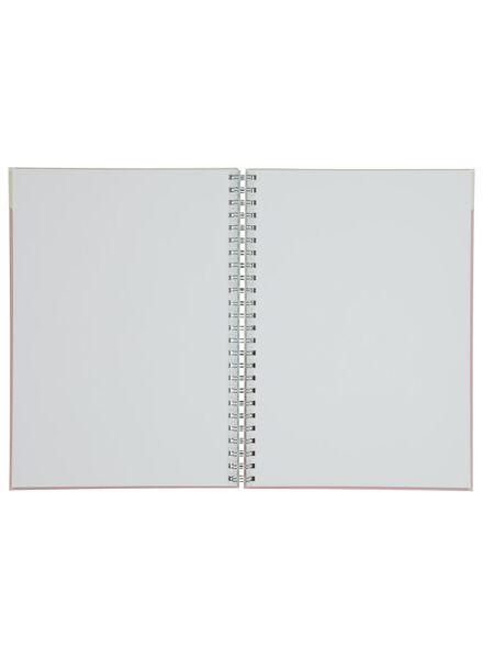 foto plakboek 32.5x23.2 roze - 14630214 - HEMA