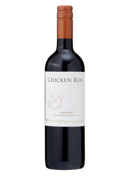 chicken run carmenere biologisch - 0,75 L - 17361201 - HEMA
