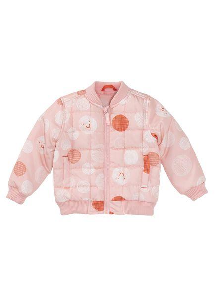 baby bomberjas roze roze - 1000008711 - HEMA
