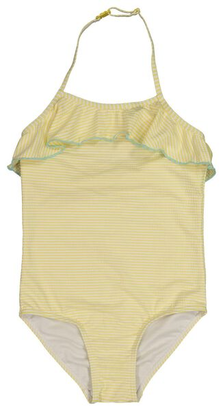 kinderbadpak geel geel - 1000018815 - HEMA