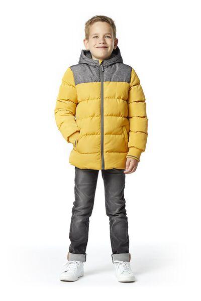 kinderjas geel geel - 1000020361 - HEMA