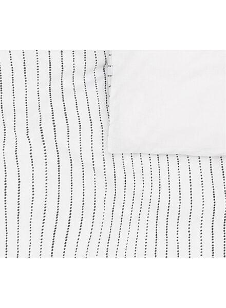 soft cotton dekbedovertrek 140 x 200 cm - 5710064 - HEMA