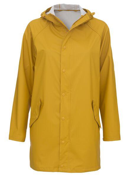 dames regenjas geel geel - 1000011984 - HEMA