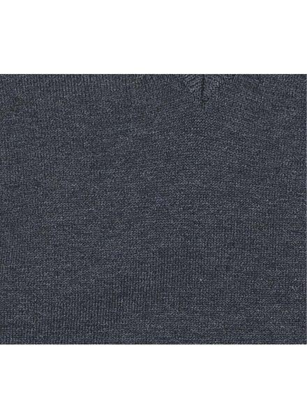 herentrui donkerblauw donkerblauw - 1000009668 - HEMA