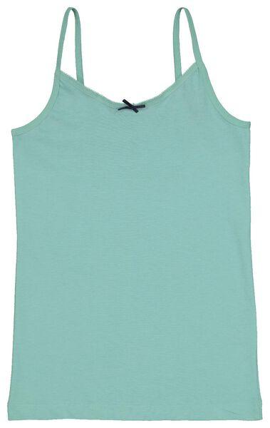kinderhemden 2 stuks blauw 122/128 - 19367214 - HEMA