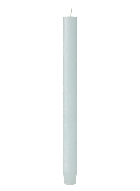 HEMA Rustieke Huishoudkaars - 27 X 2,2 Cm - Lichtgroen