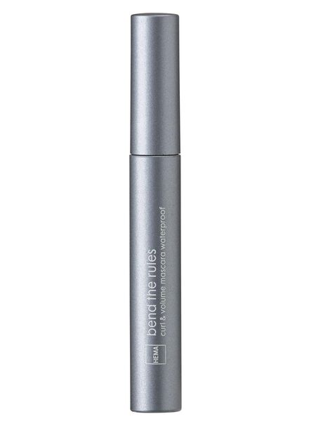 curl & volume mascara waterproof - 11210075 - HEMA