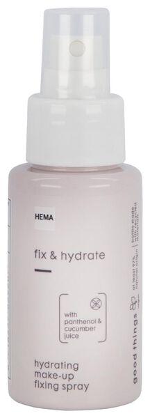 make-up fixing spray 50 ml - 11290240 - HEMA