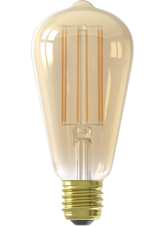 HEMA LED Lamp 4W – 320 Lm – Edison – Goud (goud)