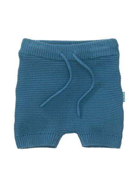 newborn vest blauw blauw - 1000011971 - HEMA