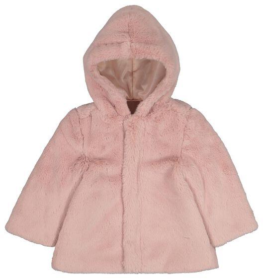 teddy babyjas roze roze - 1000020161 - HEMA