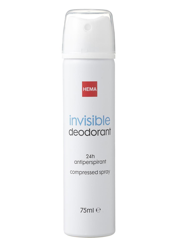 HEMA Deodorant Spray Invisible