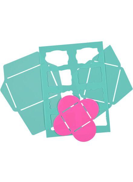 stencilpakket envelop & labels - 14870015 - HEMA