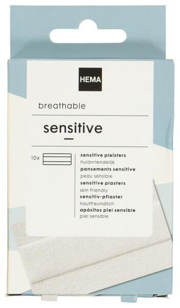 sensitieve pleisters - 11901904 - HEMA