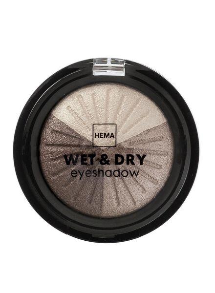 trio eyeshadow - 11218873 - HEMA