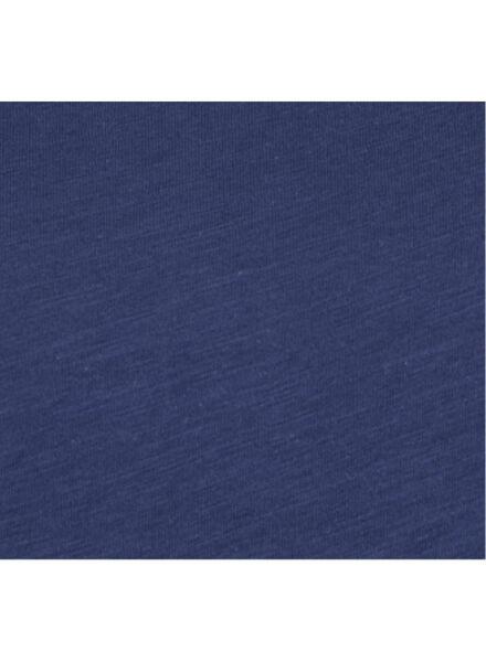 dames pyjama donkerblauw donkerblauw - 1000015521 - HEMA