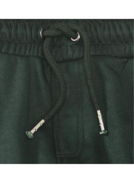 kinder sweatbroek donkergroen - 1000009118 - HEMA