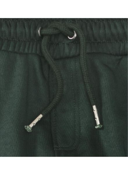 kinder sweatbroek donkergroen donkergroen - 1000009118 - HEMA