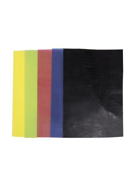 5-pak wax sheets - 15921035 - HEMA
