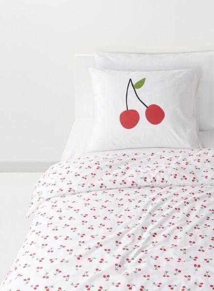 soft cotton kinderdekbedovertrek 140 x 200 cm - 5710094 - HEMA