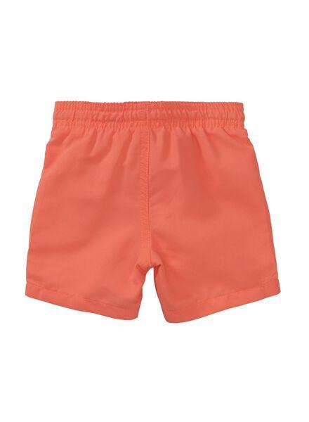 baby zwemshort oranje oranje - 1000004871 - HEMA