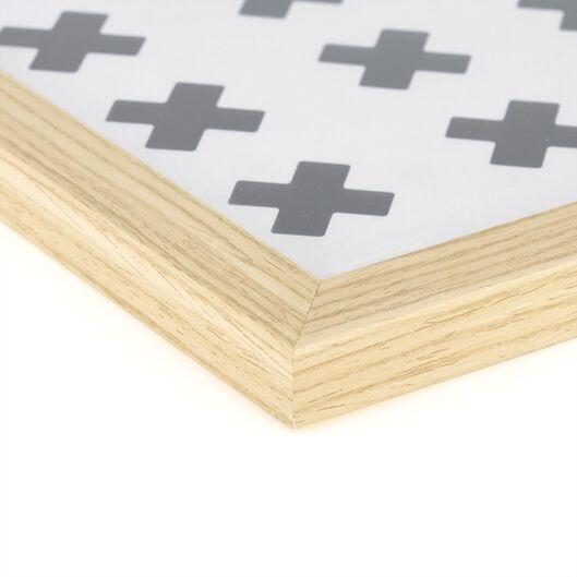 fotolijst hout 10x15 - naturel - 13621028 - HEMA
