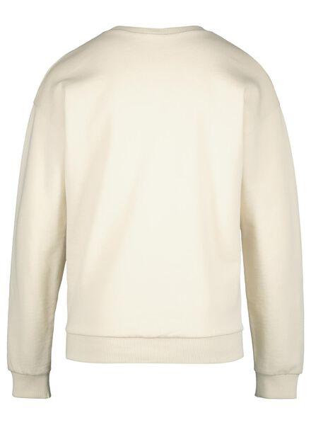 kindersweater lichtgrijs lichtgrijs - 1000016556 - HEMA