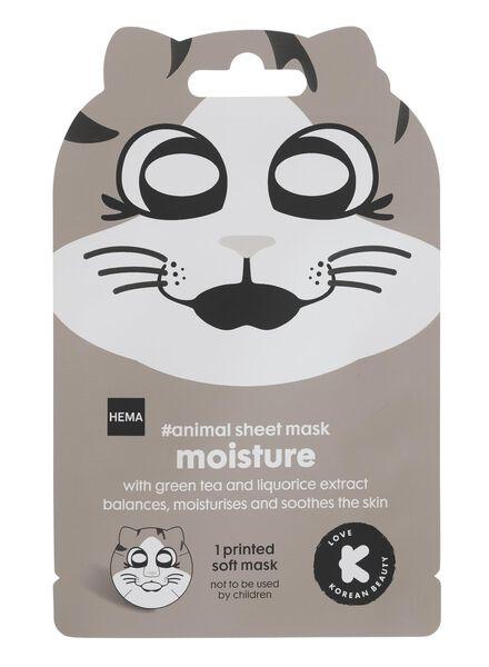 sheetmasker kat - 17860107 - HEMA