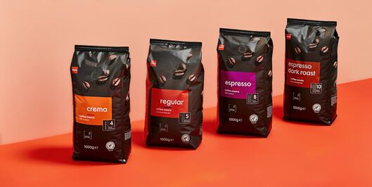koffiebonen regular 1000gram - 17160001 - HEMA