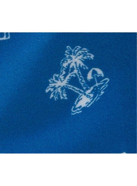 kinderzwembroek blauw blauw - 1000002695 - HEMA