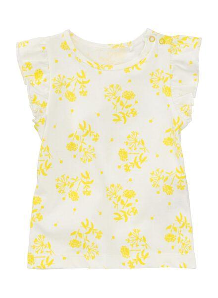 2-pak baby t-shirts multi multi - 1000007194 - HEMA