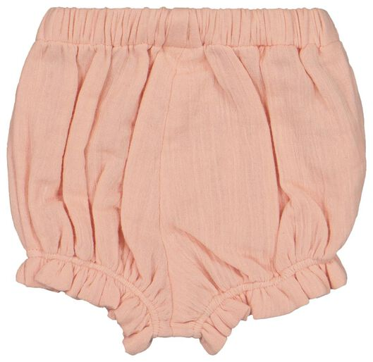 newborn broekje roze roze - 1000019723 - HEMA