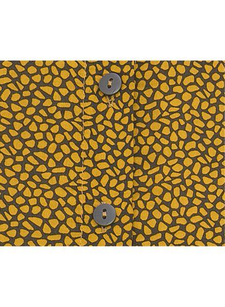damesblouse geel geel - 1000009168 - HEMA