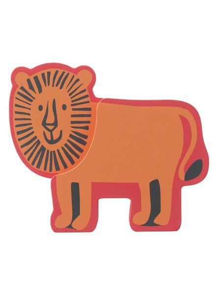 houten leeuw - 15170078 - HEMA