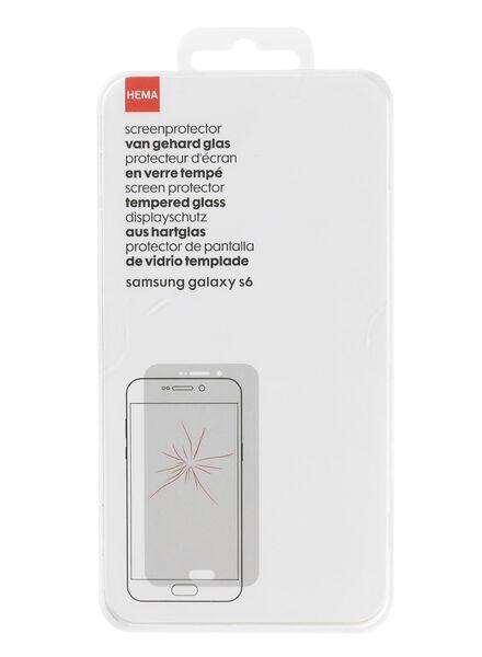 screenprotector samsung galaxy S6 - 39609237 - HEMA