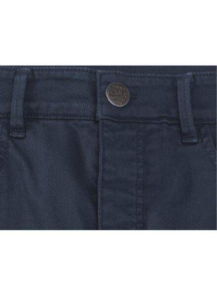 heren 5-pocket broek donkerblauw donkerblauw - 1000009203 - HEMA